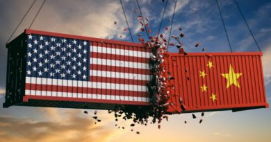 Trade War Goes on